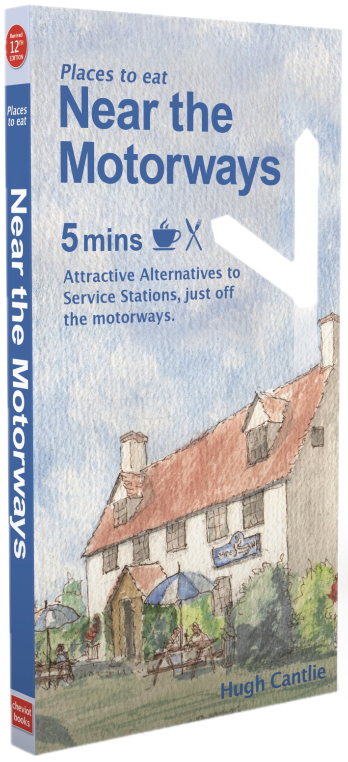 Near the Motorways book cover